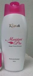 kacip fatimah feminine wash to prevent  vaginal burning