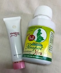 Manjakani vaginal tightening gel and pill can boost your desire for sex and help your vagina to lubricate naturally.